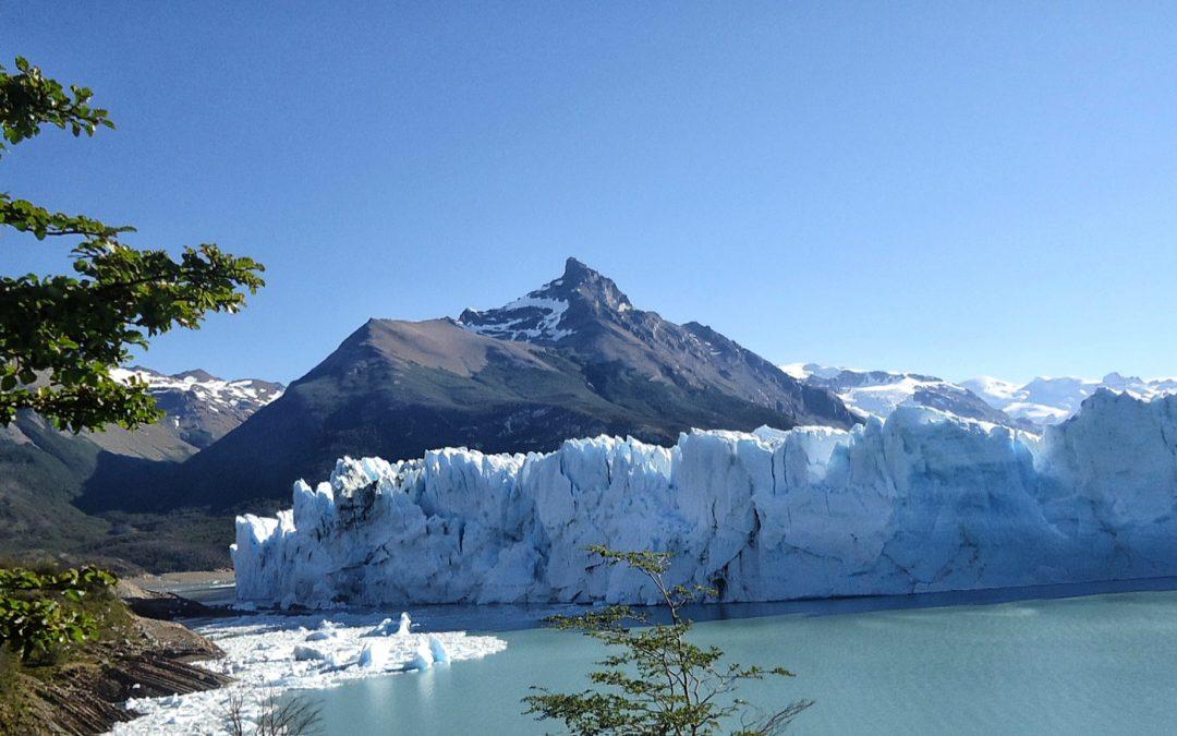 Glaciar Perito Moreno en Calafate