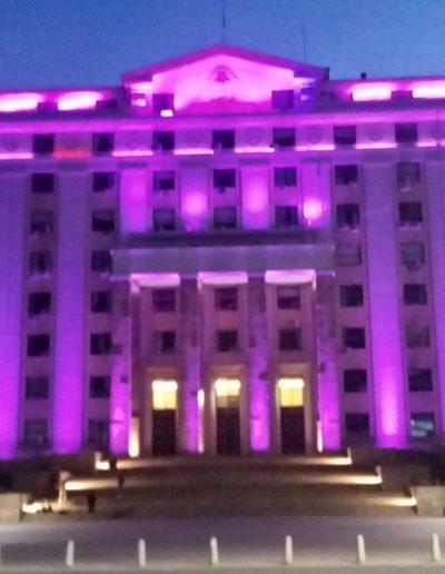 Casa de Gobierno de Mendoza.