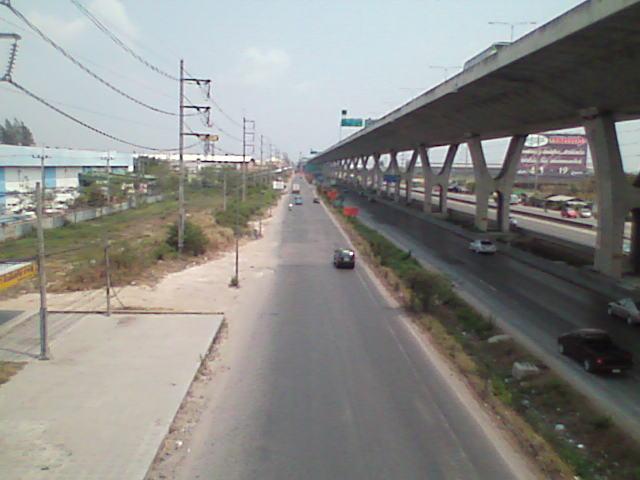 Bang Na Expressway.