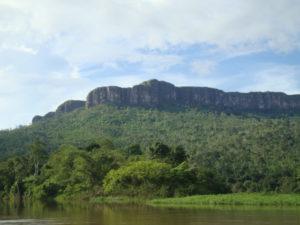 Parque nacional Parima-Tapirapeco. Venezuela.