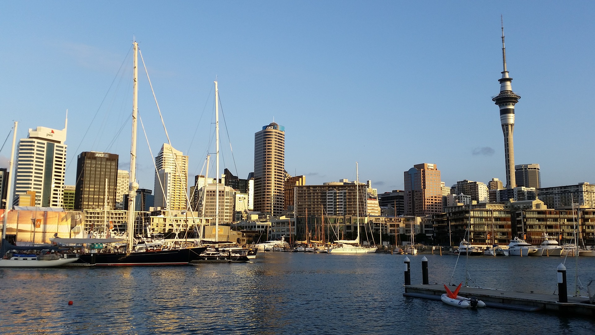 Auckland - Nueva Zelanda