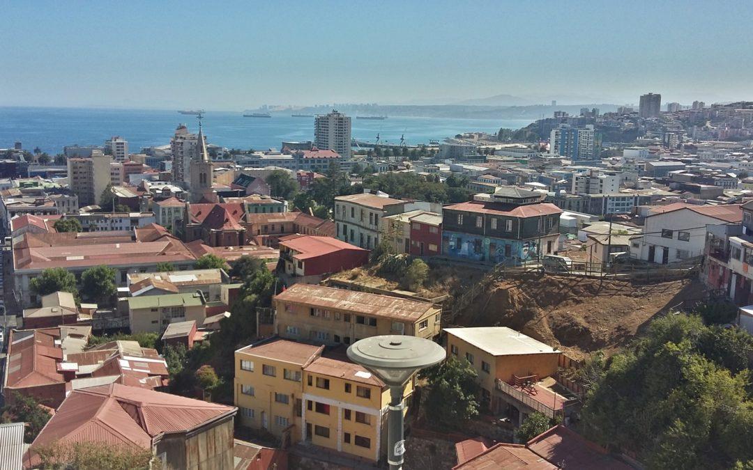¡Bienvenidos a Valparaíso!