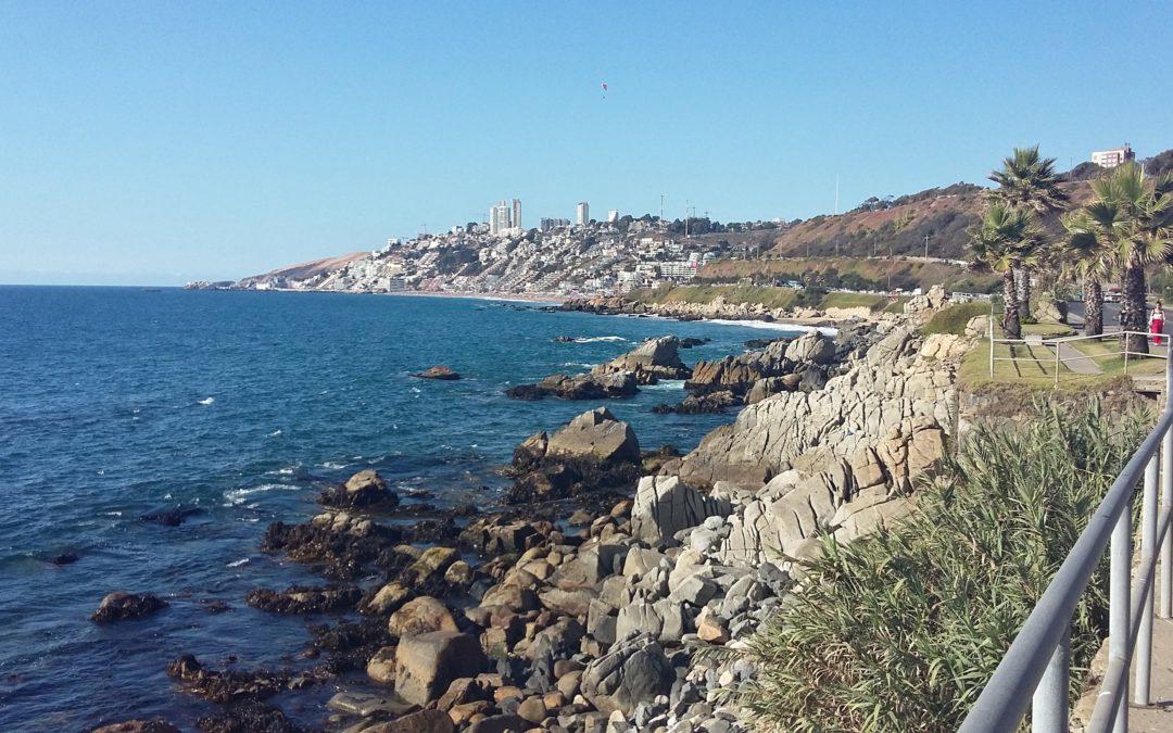 Trekking por Valparaíso para despedirme de Chile