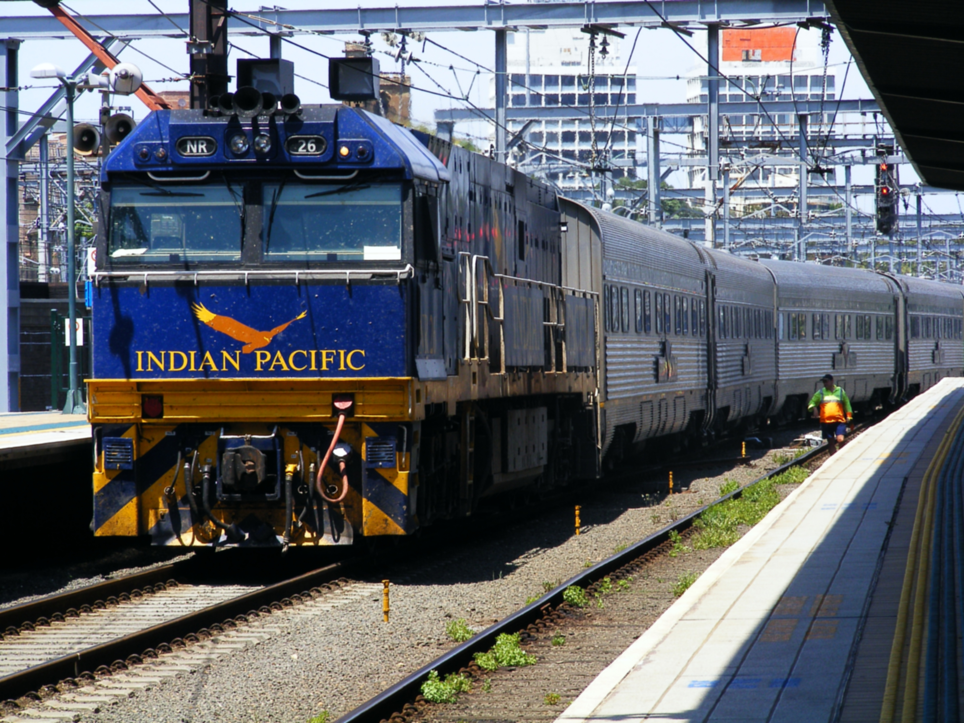Indian Pacific.
