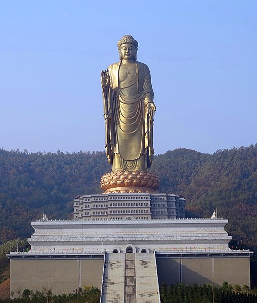 Buda del Templo de Primavera.