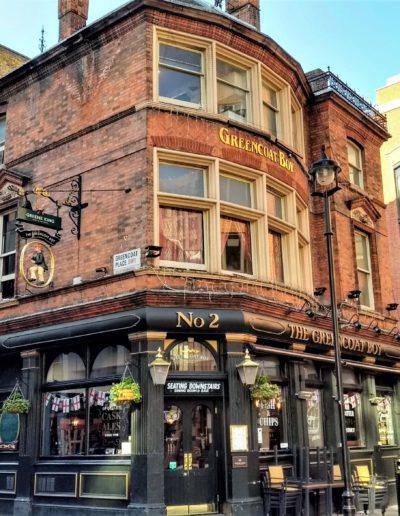 Greencoat Boy - Bar en Londres.