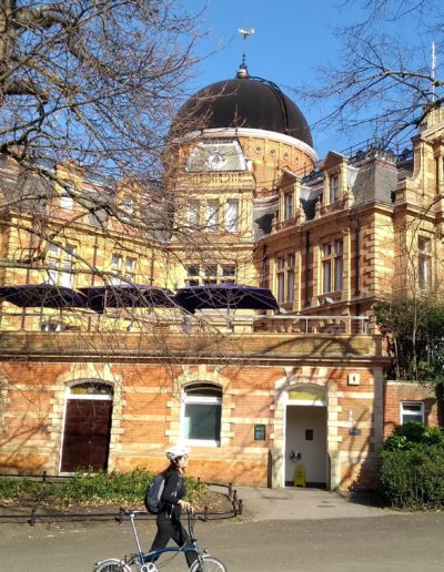 Royal Observatory Greenwich - Londres.