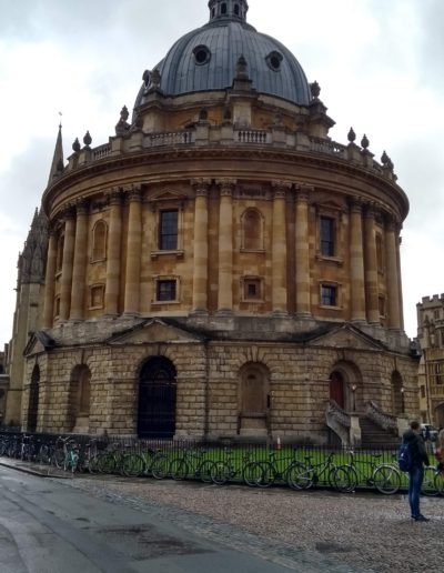 Radcliffe Camera - Oxford.