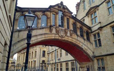 ¿Se incendió el hotel? | Así comenzó nuestro día de paseo por Oxford