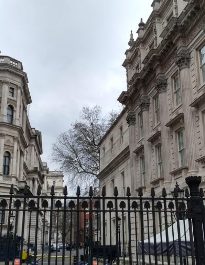 10 Downing Street - Londres.