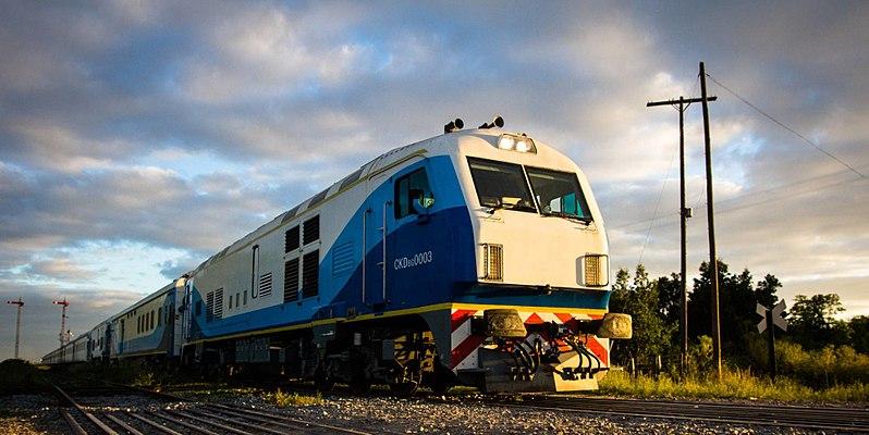 Trenes Argentinos.