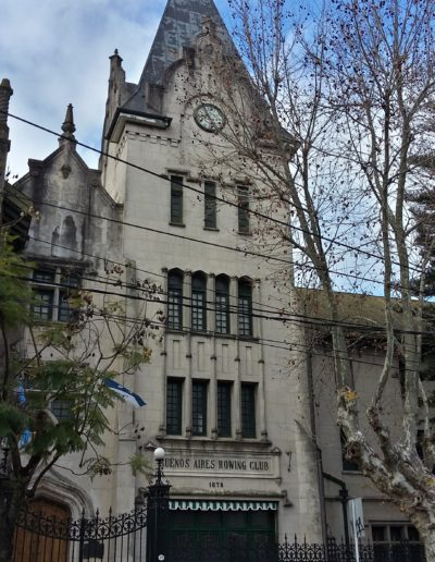 Buenos Aires Rowing Club.