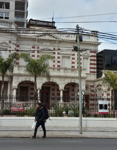 Casa de las Culturas - Villa Carmen - Tigre.