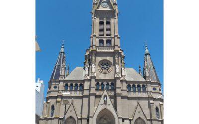Una vuelta por la Catedral de Mar del Plata