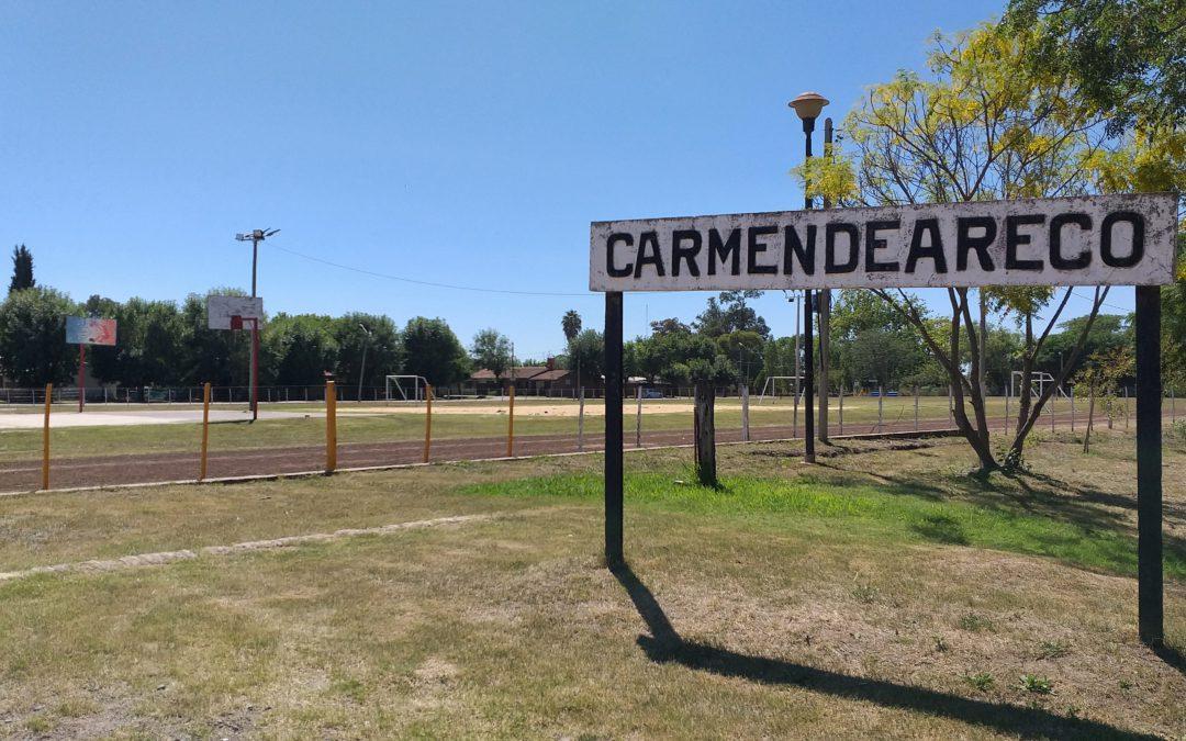 """Carmen de Areco  El primer viaje como """"Embajador Local"""""""