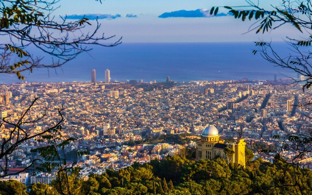 Barcelona-España-Tsunami